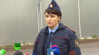Главные версии причины трагедии во Внуково. Видео