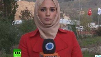 В Турции погибла журналистка иранского телеканала. Видео