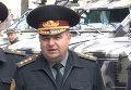 В МВД представили 10 новых бронеавтомобилей. Видео
