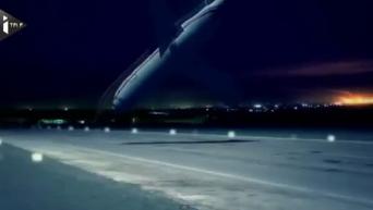 Реконструкция авиакатастрофы во Внуково - видеографика