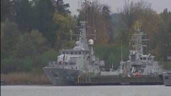 Поиски неизвестной субмарины в Швеции перешли на новую фазу. Видео
