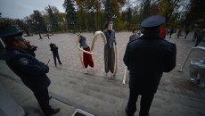 Антикоррупционная акция в Киеве. Архивное фото