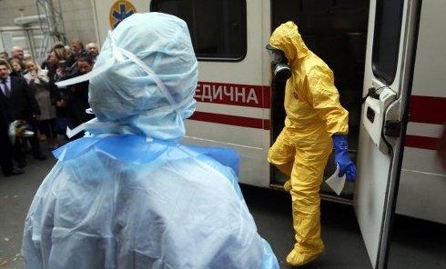 В Киеве готовятся встречать больных Эболой