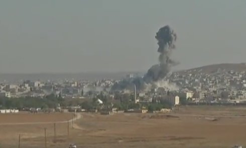 Боевики ИГ начали наступление по всем фронтам. Видео