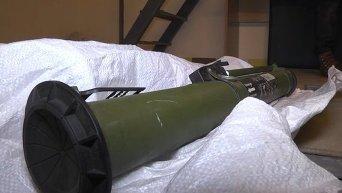 Столичный УБОП ликвидировал канал поставки нелегального оружия. Видео