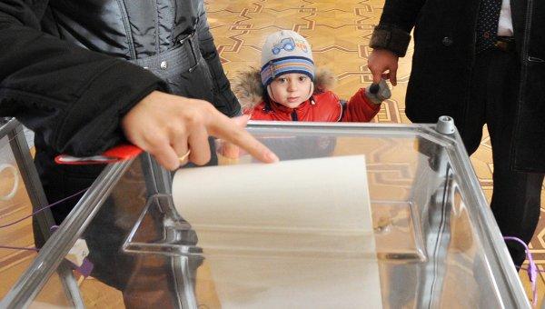 Внеочередные выборы в Раду