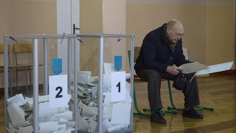 Выборы в Верховную Раду - 2014
