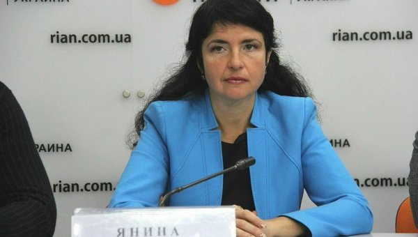 Политический эксперт Янина Соколовская