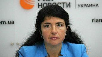 Политэксперт Янина Соколовская