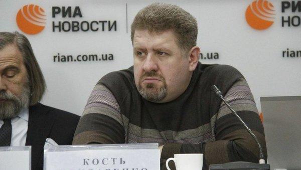 Директор Фонда украинской политики Кость Бондаренко