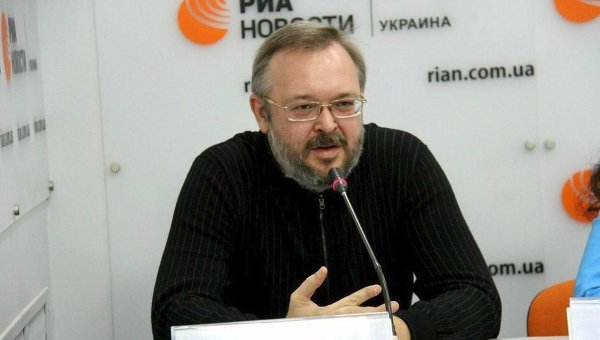 Директор Института стратегических исследований Новая Украина Андрей Ермолаев