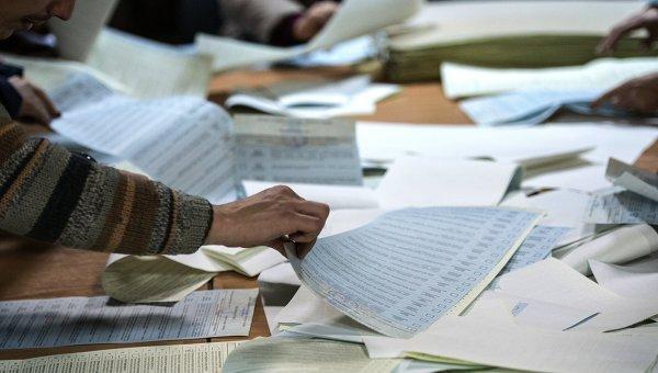 Выборы в Верховную Раду. Архивное фото