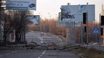 Донецк накануне выборов властей ДНР