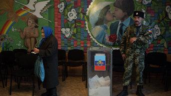 Досрочные выборы в ЛНР