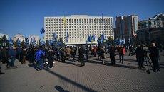 Митинг Свободы у здания ЦИК