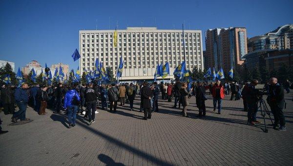 Митинг Свободы у здания ЦИК. Архивное фото