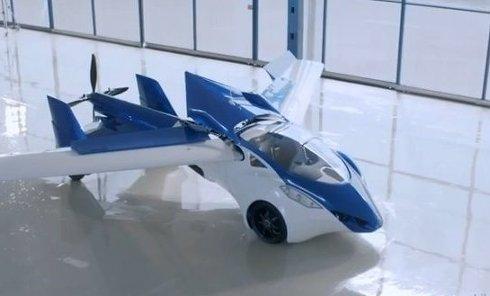 Аэромобиль 3.0 готов  к серийному производству. Видео