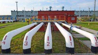 Газовое хранилище. Архивное фото