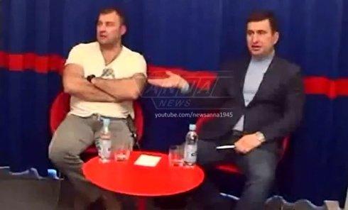 Пореченков рассказал о Донецком аэропорте. Видео