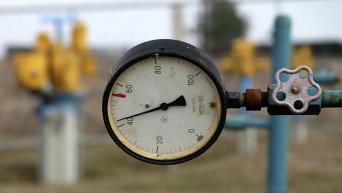 Газовая компрессорная станция. Архивное фото