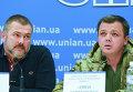 Юрий Береза и Семен Семенченко
