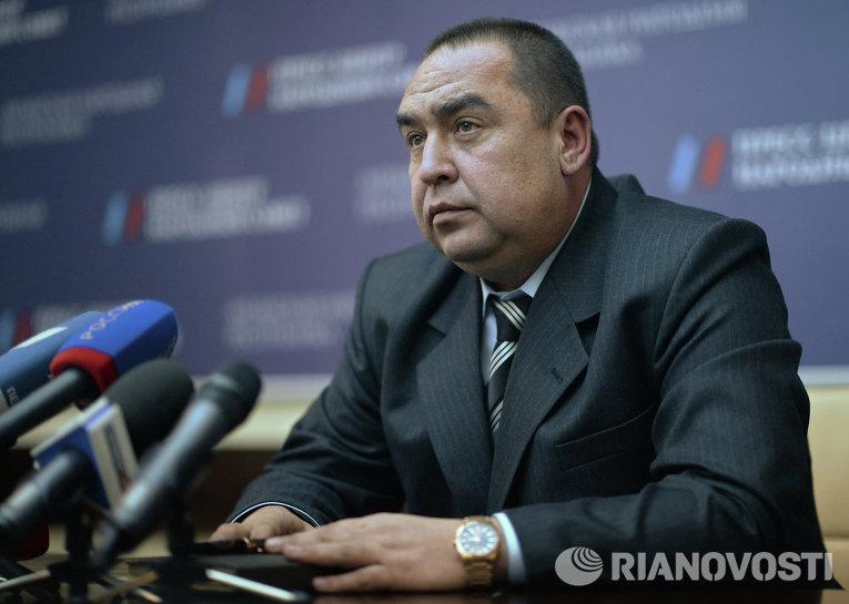 Итоги выборов в ЛНР