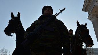 Ситуация на Донбассе.