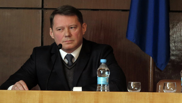 Мэр Стаханова Юрий Борисов