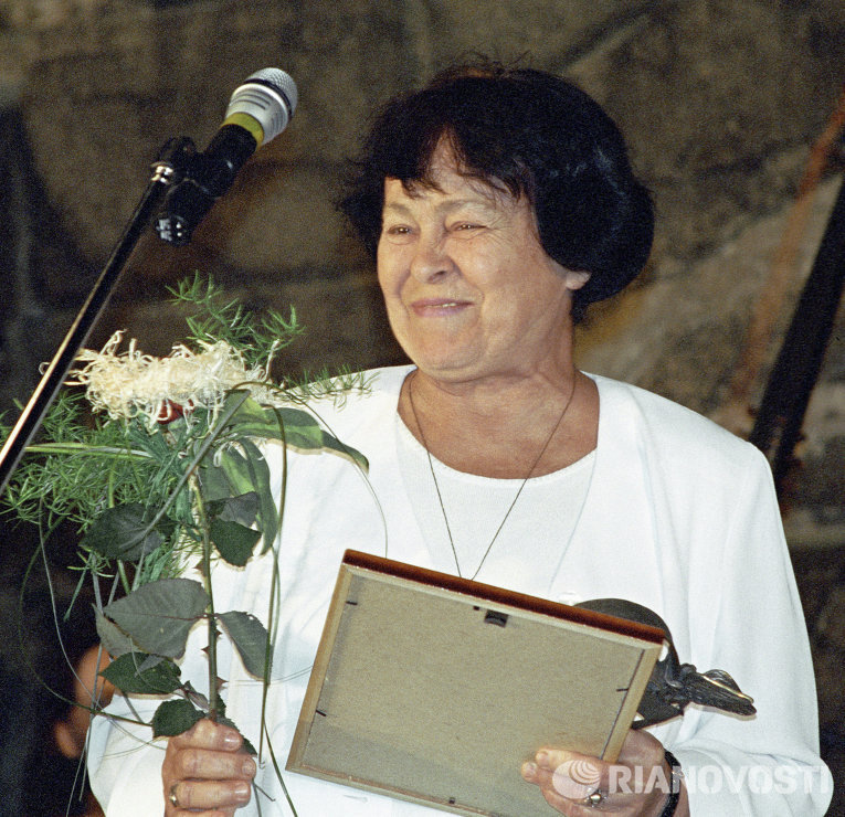 Кира Муратова. Архивное фото