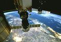 Вид с борта МКС. Архивное фото