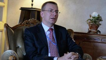 """Латвия назвала причину отказа от участия в """"Северном потоке-2"""""""