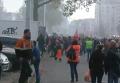 Бельгийцы протестуют против жестких мер экономии