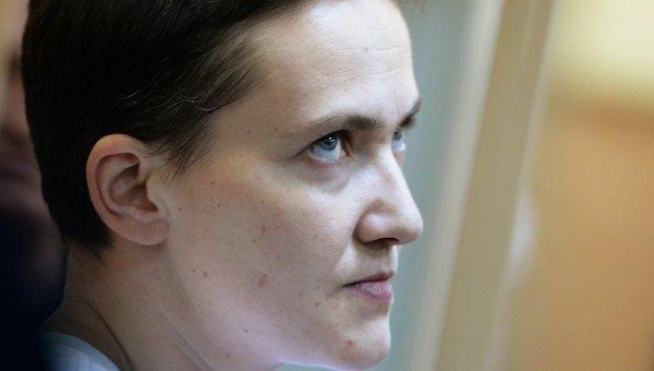 Рассмотрение жалобы адвокатов наводчицы Надежды Савченко