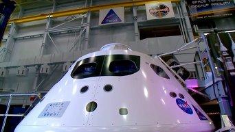 Спутник для путешествий в глубокий космос готовится к запуску. Видео