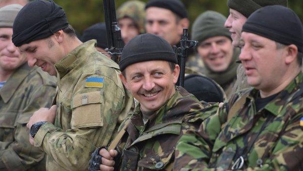 Картинки по запросу Добровольцы были преимущественно молодыми украинцам
