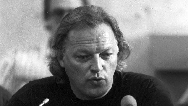 Гитарист и вокалист Pink Floyd Девид Гилмор. Архивное фото