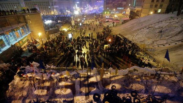 ВРаде обвинили Саакашвили вподвозе снайперов наМайдан