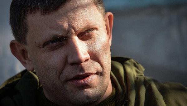 Захарченко рассказал что сделает, когда ополчение возьмет Киев