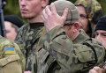 Солдат Украинской армии