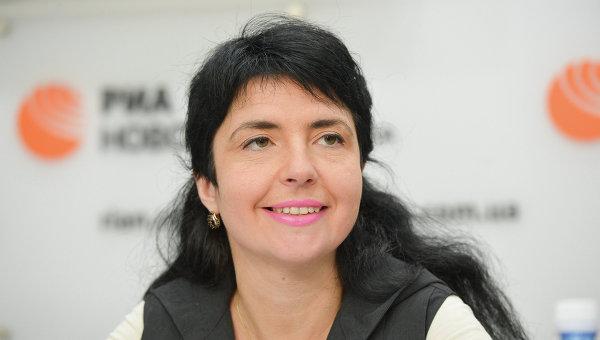 Янина Соколовская. Архивное фото