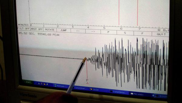 Землетрясение магнитудой 7,3 произошло в Японии, есть угроза цунами