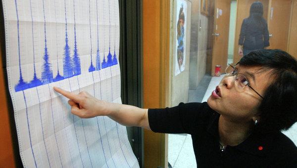 ВКитае произошло мощное землетрясение, есть жертвы