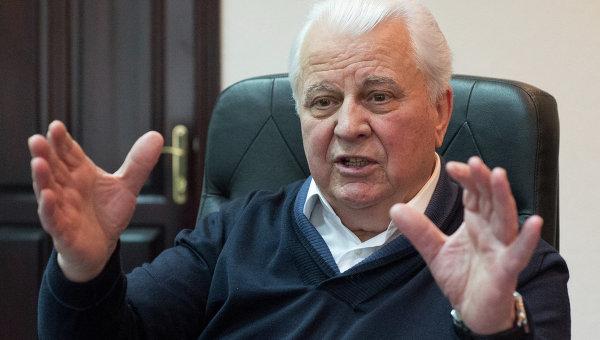 Представители ДНР/ЛНР не должны присутствовать на переговорах в Минске - Кравчук