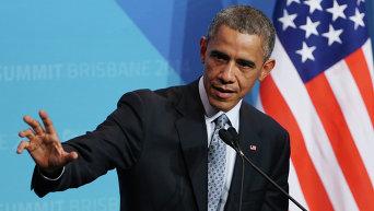 Барак Обама. Архивное фото