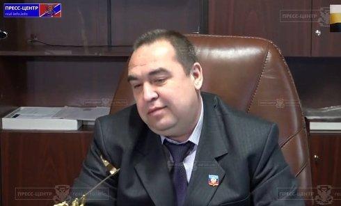Глава ЛНР объяснил, почему вызвал Порошенко на дуэль. Видео