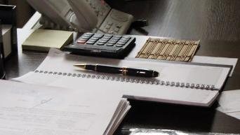 Ручка, которую забрал Сергей Каплин у первого заместителя мэра Полтавы