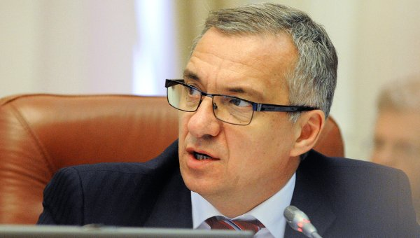 Глава Минфина Украины Александр Шлапак