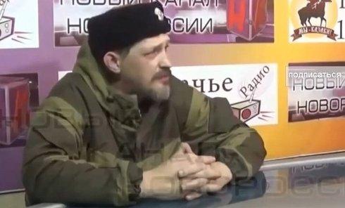 Ополченец из ЛНР: я не знал о числе пенсионеров, когда обещал выплаты. Видео