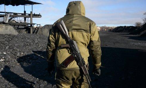 Ополчение ДНР налаживает работу предприятий ТЭК региона