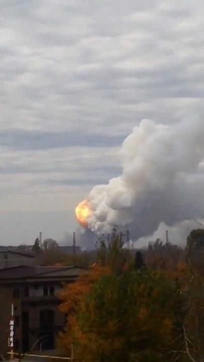 Донецк 20.10.2014